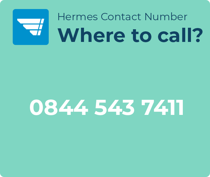 myhermes contact number