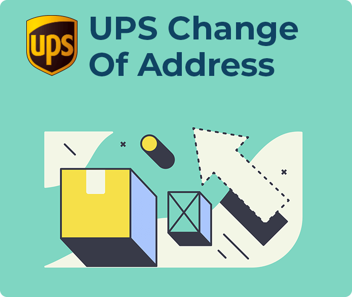 UPS Change Of Address