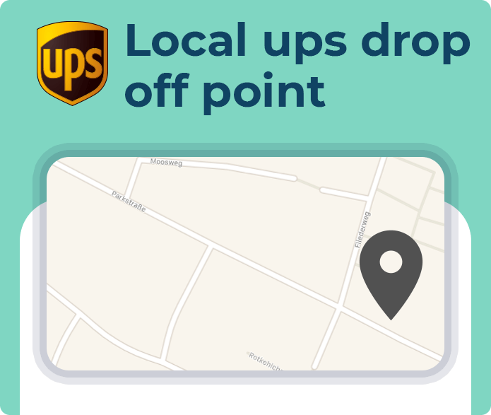 local ups drop off point