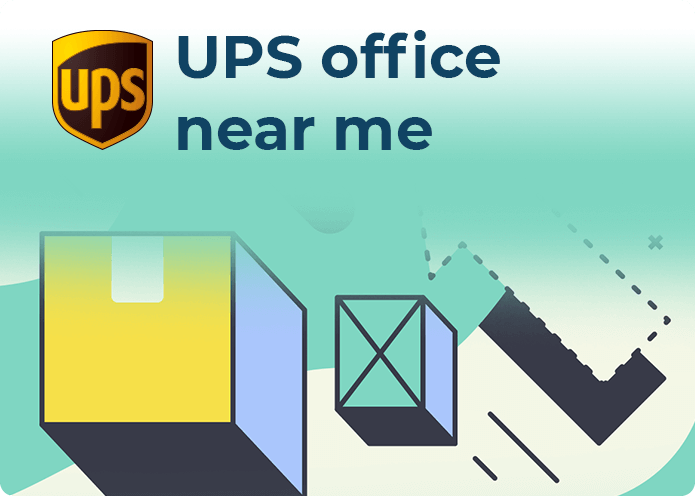 ups office near me