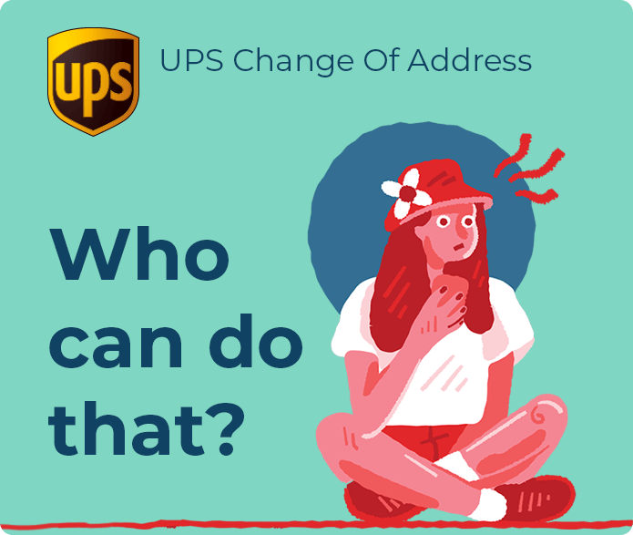 ups update address