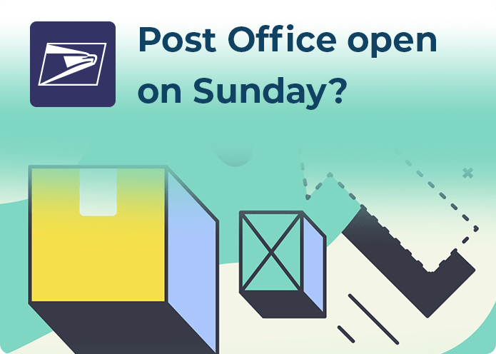 Post Office open on Sunday