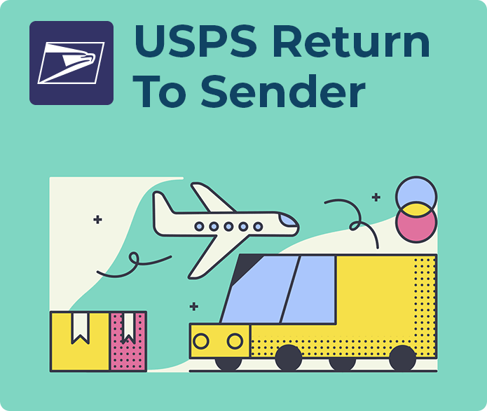 USPS Return To Sender