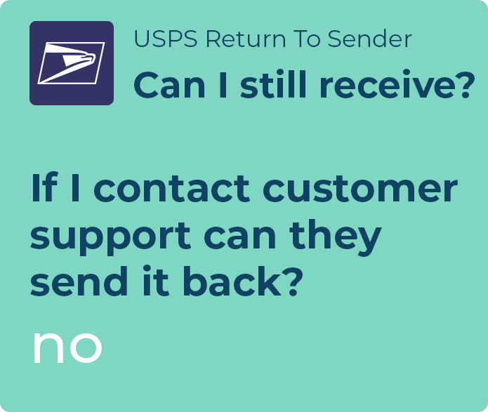 usps parcel return service